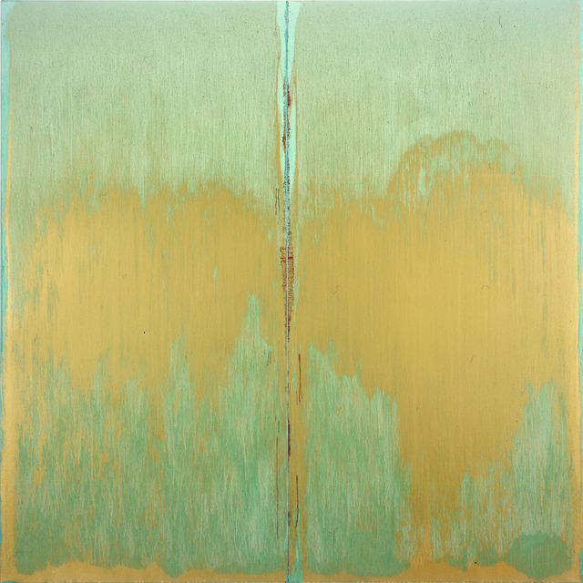 , 'Green Abyss,' 2006, Bentley Gallery