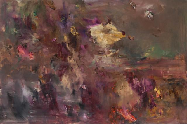 , 'Silences and iridescences,' 2017, Drina Gallery