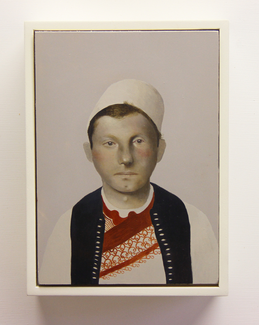 , 'Immigrant series Albanian Soldier,' 2015, Conduit Gallery