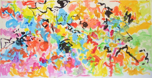 , 'Echappées 6961,' 2017, Galerie Marie-Robin