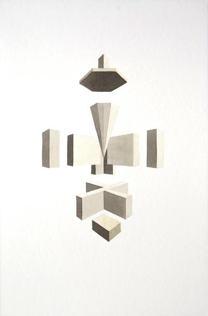 , 'Study 10,' 2014, Nora Fisch