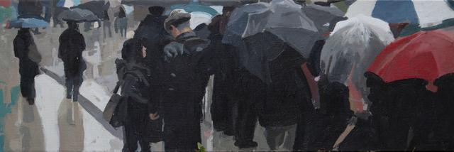 John Bonner, 'Commuter Love', West Branch Gallery
