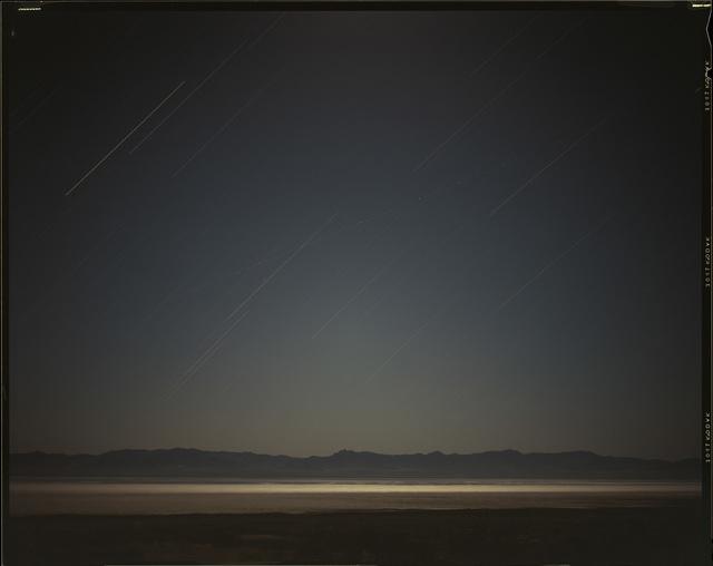 , 'Sevier Dry Lake by Moonlight, Utah,' 1998, Pace/MacGill Gallery