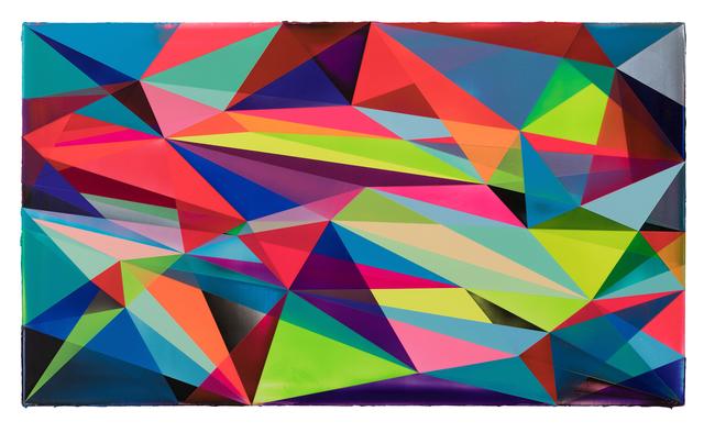 , 'Splendid Eye Torture,' 2018, Walter Storms Galerie