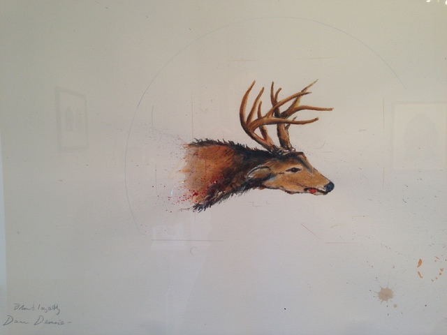 , 'Deer Demise - Brand Loyalty,' 2017, Cross Mackenzie Gallery