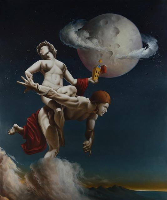 Ciro Palumbo, 'Camminando sulle nuvole ', 2017, Italian Fine Art Gallery