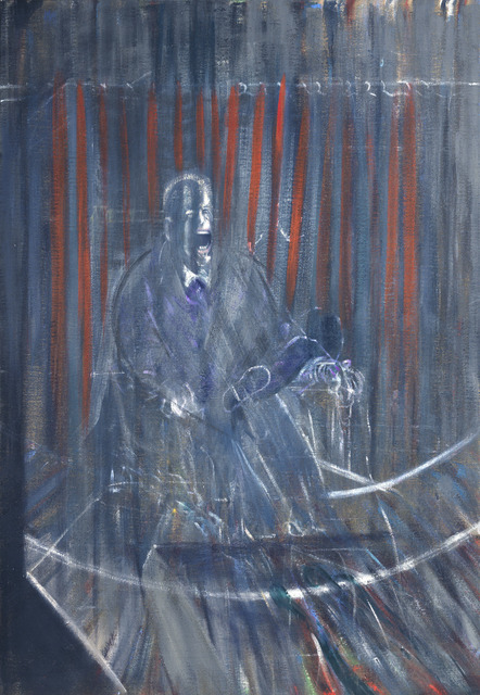 , 'Study after Velazquez,' 1950, Guggenheim Museum Bilbao