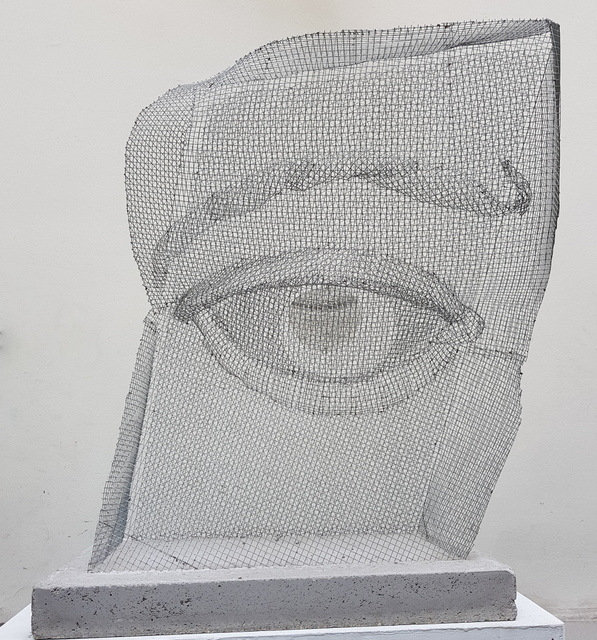 , 'L'oeil de Besançon ,' 2017, Galerie Marie-Robin