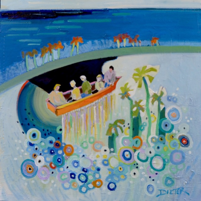 , 'The Boys In The Boat,' 2017, Adelman Fine Art