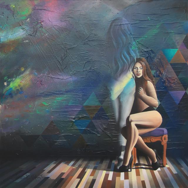 , 'LE MAIUSCOLE,' 2015, Impact Art Gallery