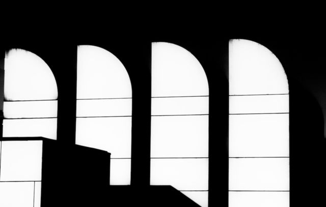 , 'Bauhaus,' 2018, Pleiades Gallery