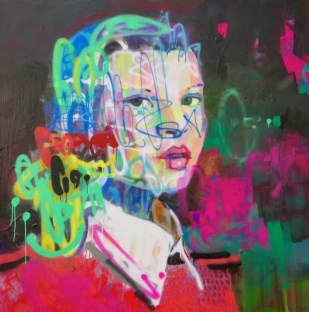 Kilmany-Jo Liversage, 'MADREA519', 2019, WORLDART