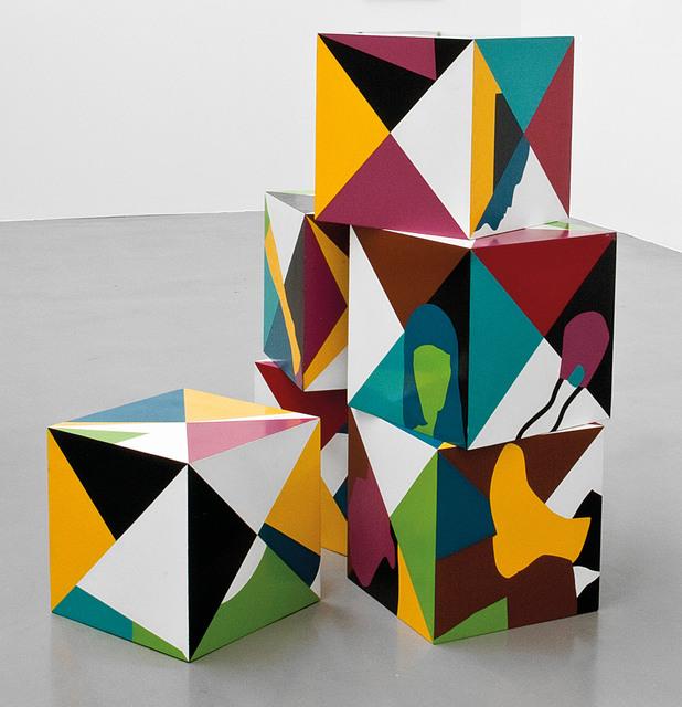 Teresa Burga, 'Cubes', 1968, Sculpture, Tate