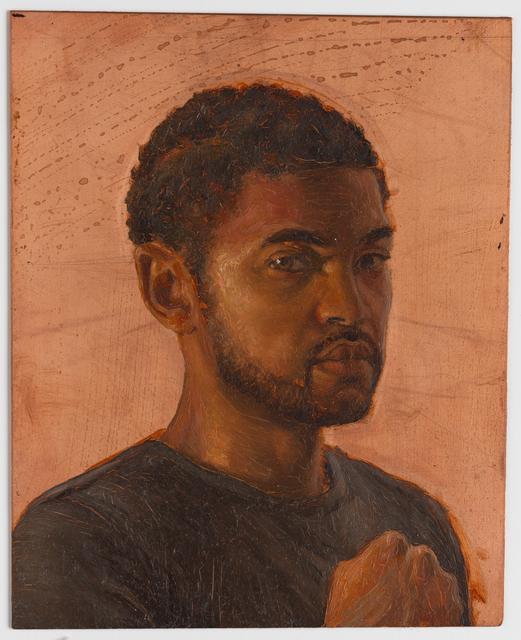 , 'Self Portrait After,' 2017, David Klein Gallery