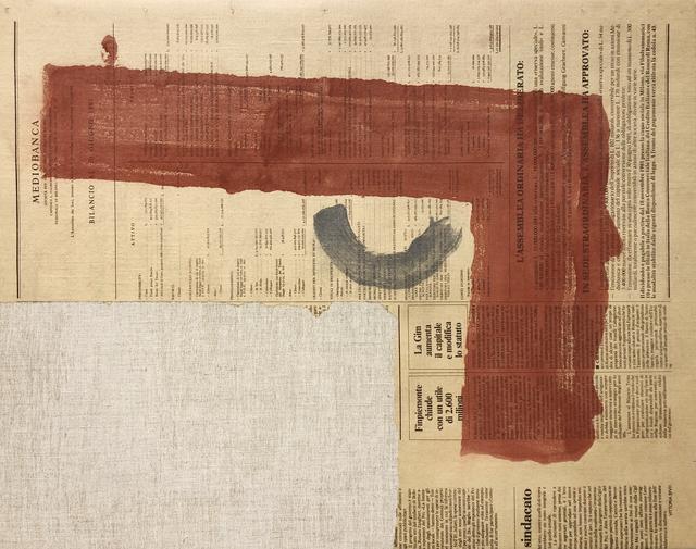 , 'Pistola,' 1981, Bergamin & Gomide