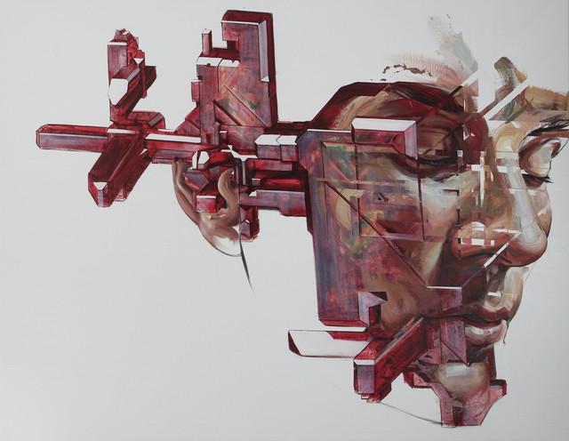 , 'portrait aggregat 1,' 2017, Artdepot
