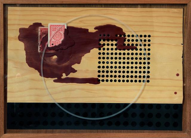 , 'Causa e Relação,' 2017, Galeria Mezanino