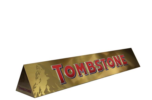 , 'Tombstone,' 2017, Dio Horia
