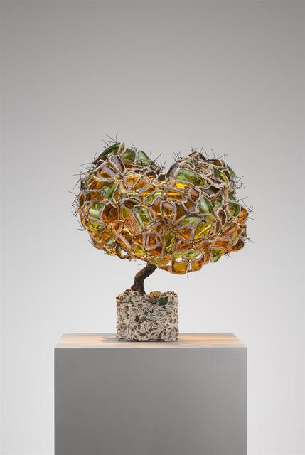 Nacho Carbonell, 'Broken Mixed Glass Bonzai', 2019, Carpenters Workshop Gallery