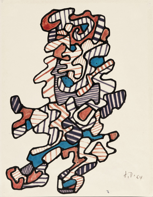 , 'Personnages XXIII,' 1964, Opera Gallery