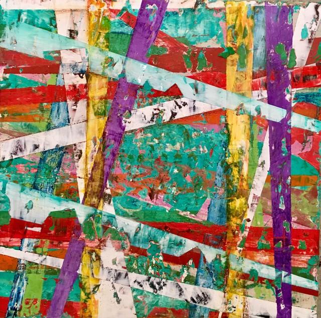 , 'Big Little #112,' 2017, Carrie Haddad Gallery