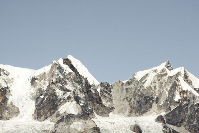 Renate Aller, '#15 s / Nepal, Himalayas, Everest Region', 2016, Adamson Gallery