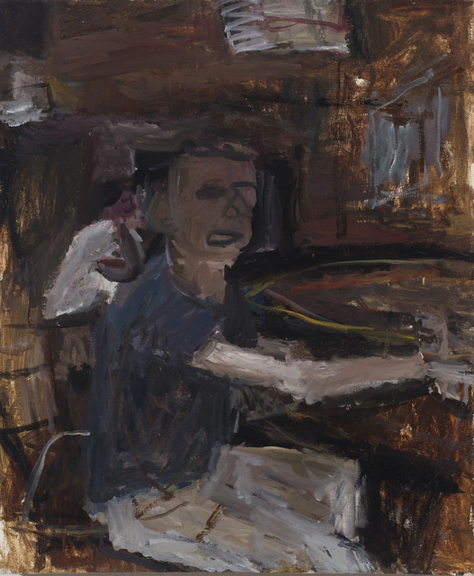 Janice Nowinski, 'At the Bar', John Davis Gallery