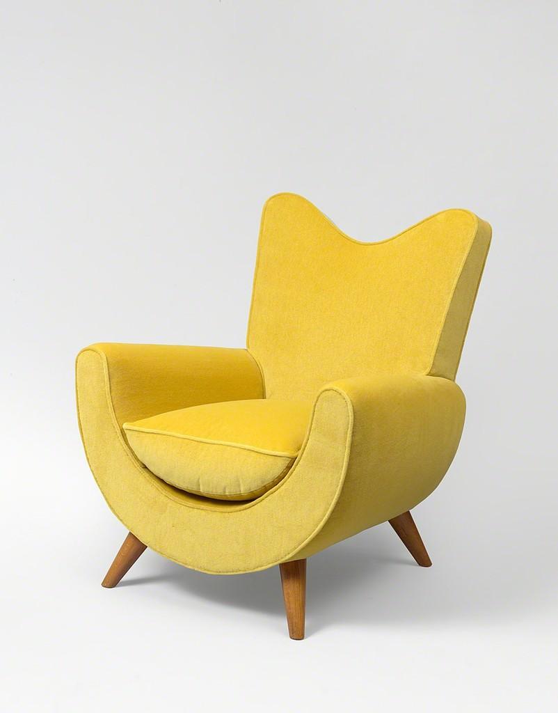 """Jean Royère, '""""Ambassador"""" armchair,' ca. 1950, Galerie Jacques Lacoste"""