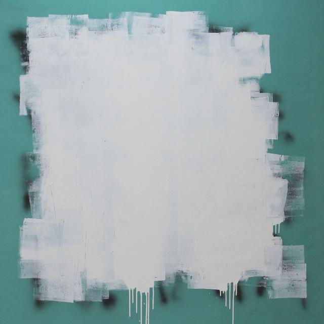 , 'Zelenyy,' 2015, V1 Gallery