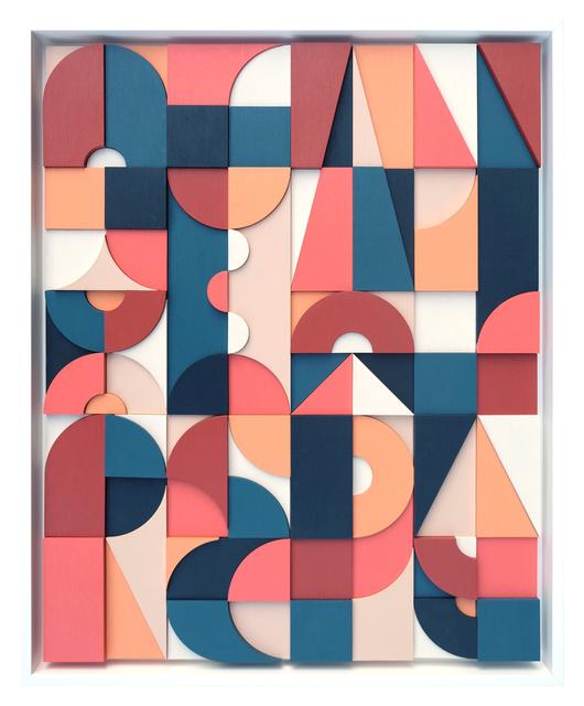 Scott Albrecht, 'A Familiar Space', 2017, Hashimoto Contemporary