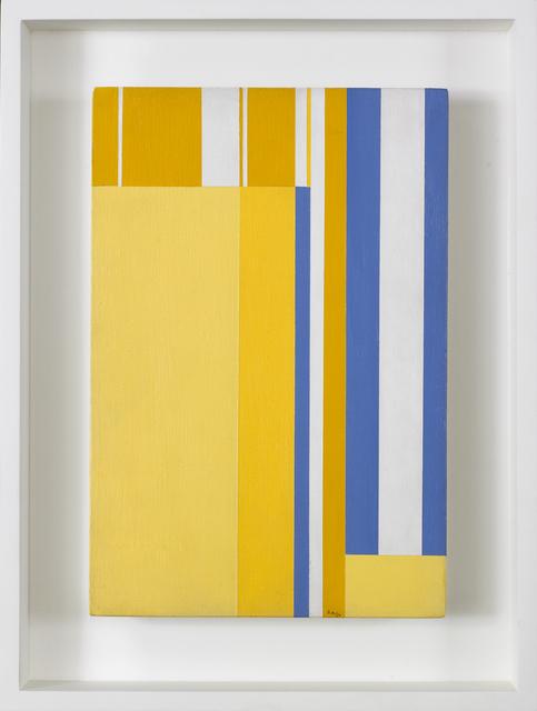 , 'Three Yellows Vertical,' 1970, Vallarino Fine Art