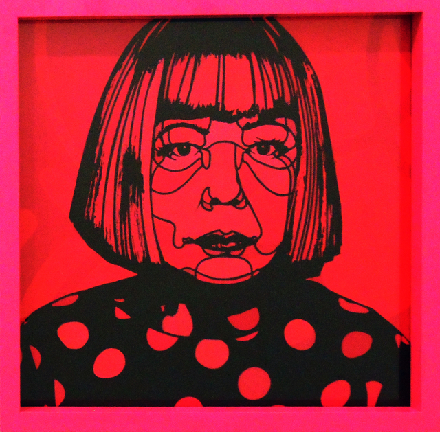 , 'Kusama,' 2017, Bruno David Gallery & Bruno David Projects