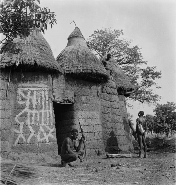 , 'Natitingou, Bénin,' 1936, Marcelo Guarnieri