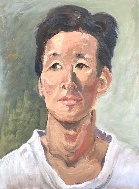 , 'Portrait No. 3,' 1969, Castelli Art Space