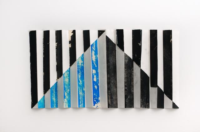 , 'Plegado III,' 2016, Beatriz Gil Galería