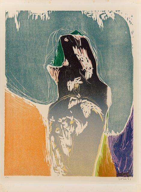Asger Jorn, 'Le Futur de passe', 1971, Heritage Auctions