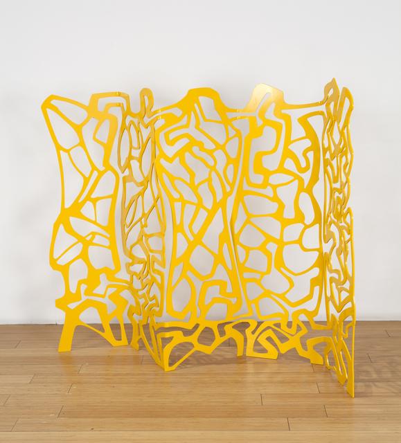 Jesse Small, '#goldenharlequin', 2018, Nancy Hoffman Gallery