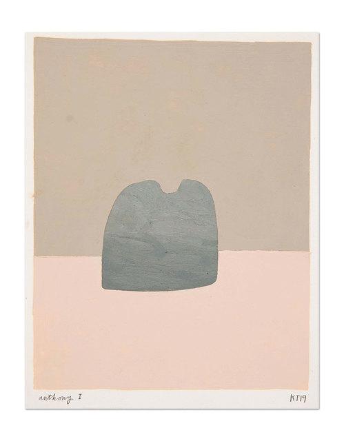 Kristin Texeira, 'anthony I', 2019, Uprise Art