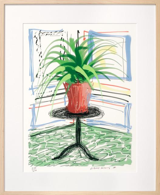 David Hockney, 'Untitled 468', 2010, Tanya Baxter Contemporary