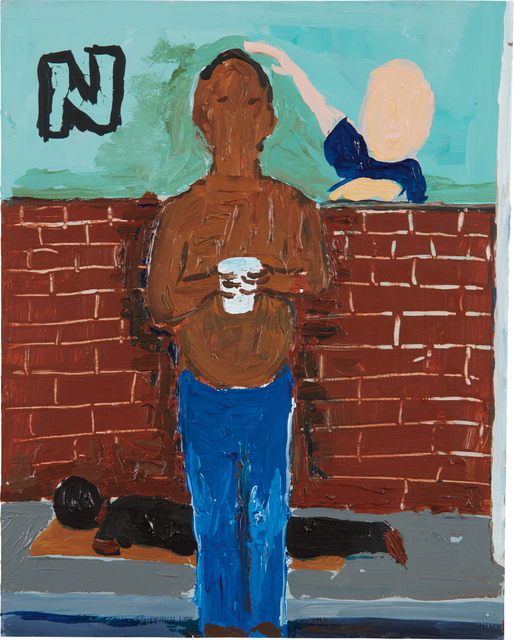 Henry Taylor, 'Untitled', 2008, Phillips