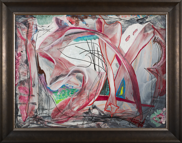 , 'Surreal Landscape,' 1960, Frederick Holmes and Company