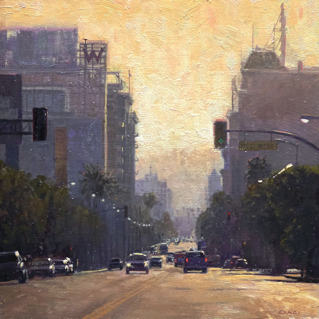 , 'Downtown L.A.,' , Gallery 1261
