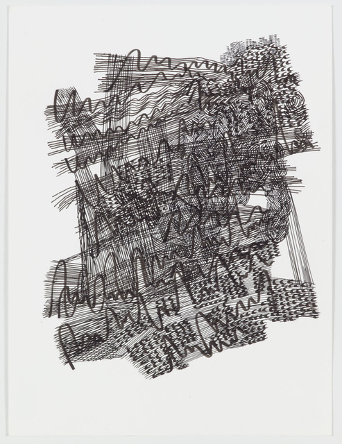 Alyse Rosner, 'Handwriting', 2018, Rick Wester Fine Art