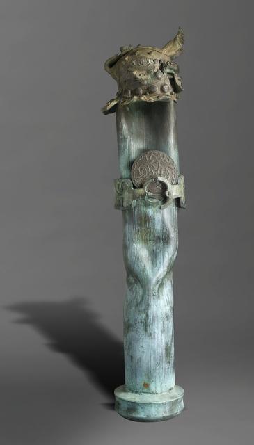 , 'Scorleon,' 1991, Galleria d'Arte Maggiore G.A.M.