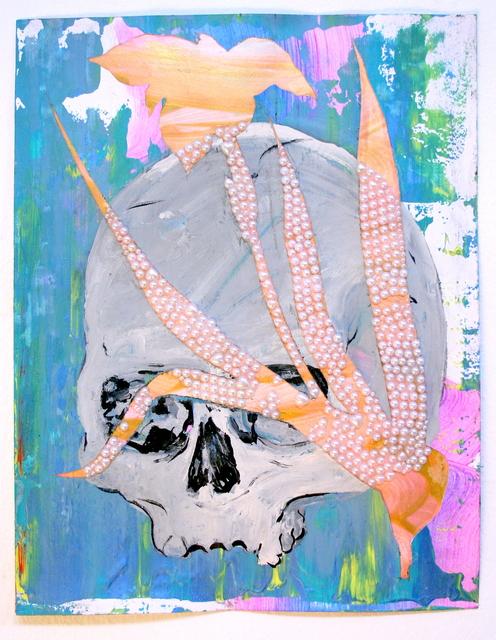 , 'Post mortem vanitas 19,' 2017, Galerie Bart
