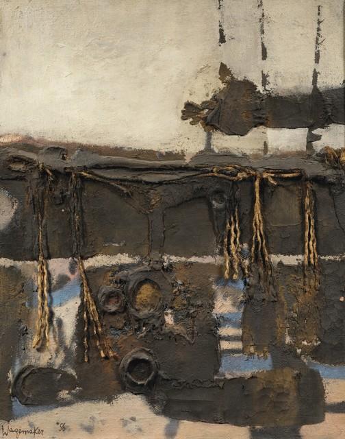 , 'Zwarte Weg,' 1956, Borzo Gallery