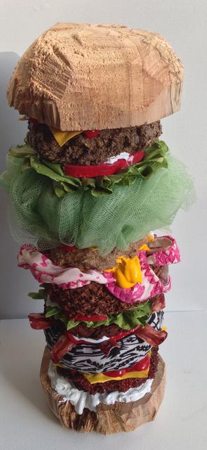 Brent Owens, 'Lady Burger', 2014, Spring/Break: Benefit Auction 2016