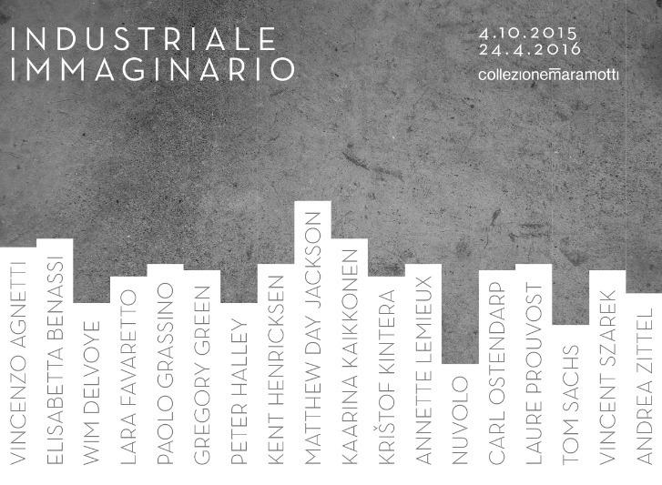 Exhibition image, Courtesy Collezione Maramotti