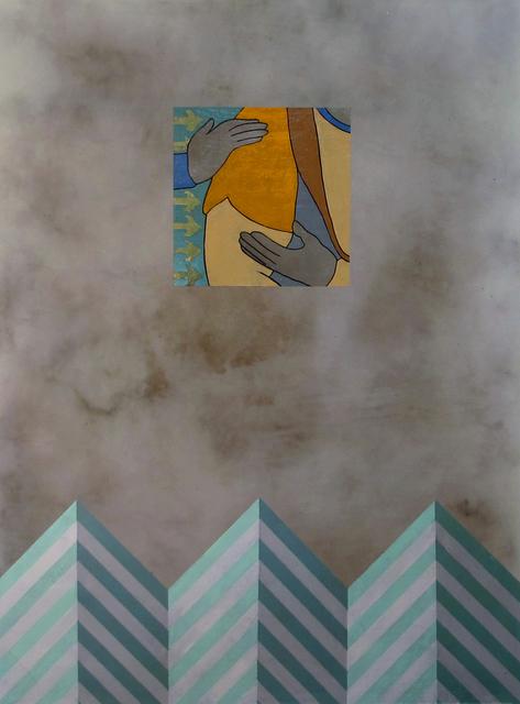 Kaveh Irani, 'Hands on Shoulder', 2018, Advocartsy