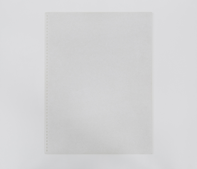 , 'A Page,' 2017, Eslite Gallery